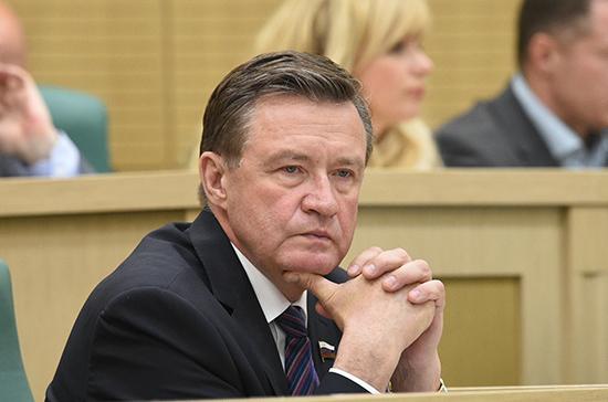 Сергей Рябухин: к освоению Севморпути следует привлечь международную кооперацию