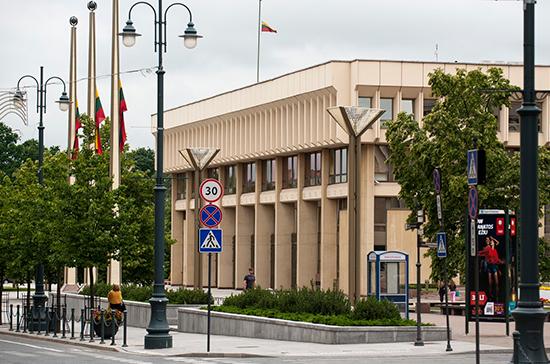 Литовская разведка успокаивает депутатов сейма перед учениями «Запад-2017»