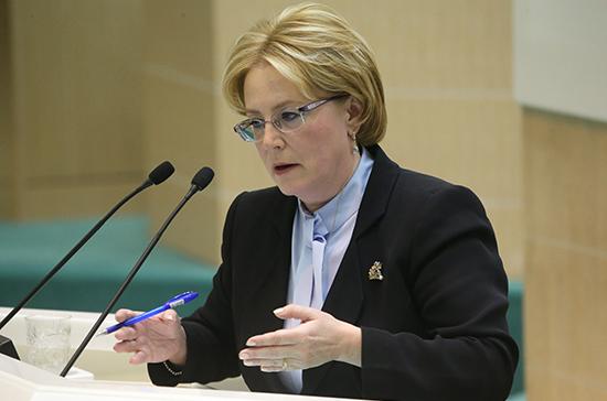 Минздрав намерен привлечь к вакцинации до половины жителей России