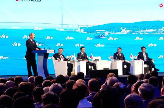 Путин заявил что Правительство договорилось с Exxon Mobil по проекту Сахалин-1