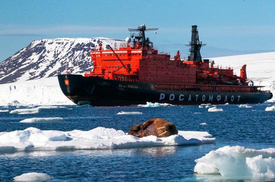Правительство продлило госпрограмму по развитию Арктики до 2025 года