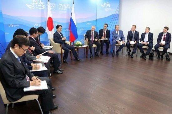 Россия и Япония определят проекты по ликвидации последствий аварии на «Фукусиме» до конца года