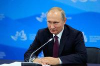 Владимир Путин пригласил Синдзо Абэ на ПМЭФ-2018