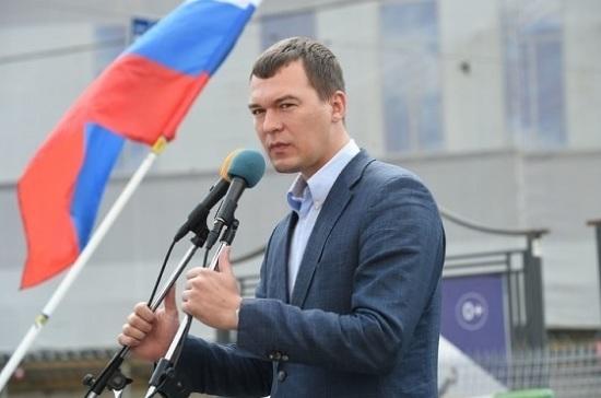 Парсонс хочет сделать МПК организацией не только для избранных, заявил Дегтярёв