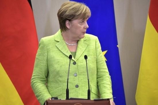 Ангела Меркель назвала условие снятия санкций с России
