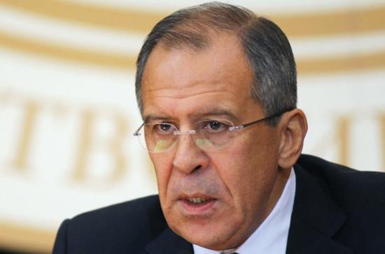 Лавров призвал не дать террористам бежать из Сирии