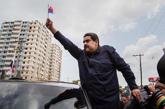 В Минфине России прорабатывают вопрос по реструктуризации долга Венесуэлы
