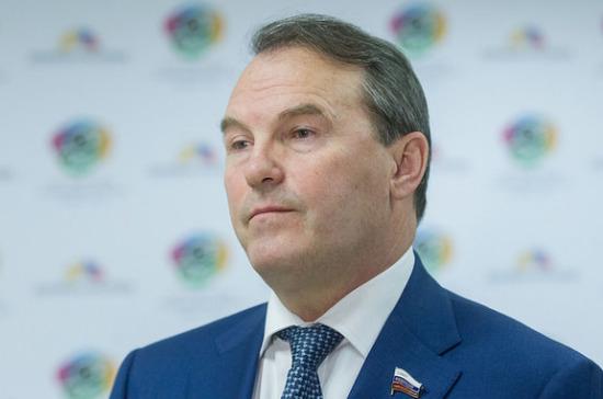 Игорь Морозов назвал лукавством заявление Госдепа США о желании улучшить отношения с Россией