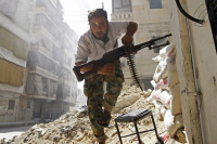 Армия Сирии заняла господствующие высоты возле авиабазы в Дейр эз-Зоре
