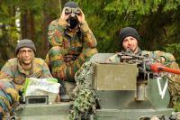 Молдавские военные прибыли на учения на Украину