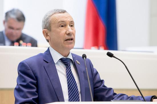 Климов сравнил с «сотрясанием воздуха» просьбу стран Балтии о бывших советских республиках