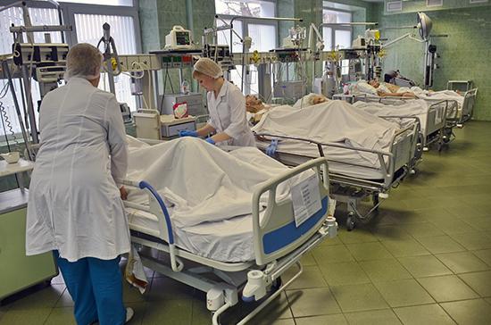 В Госдуме разработают механизм допуска в реанимацию родственников больных