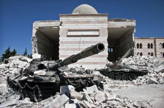 СМИ: в провинции Хама возобновились бои между террористами и армией