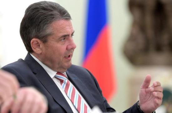 МИД Германии назвал перемирие в Донбассе началом отмены санкций против России