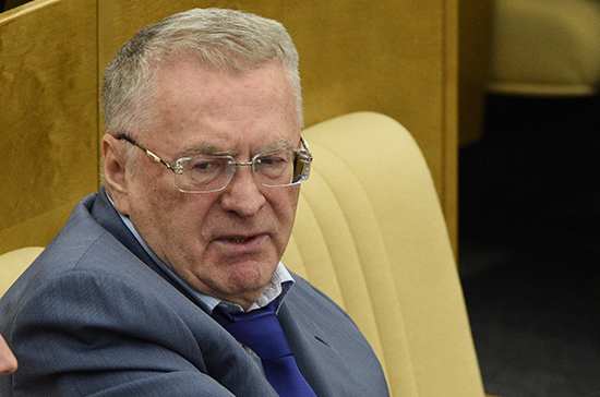 Жириновский заявил, что ЛДПР не признаёт итоги выборов в Алтайском крае