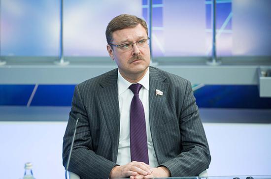 Косачев: Россия ожидает от Сеула и Пхеньяна ответа на предложение о переговорах в Санкт-Петербурге