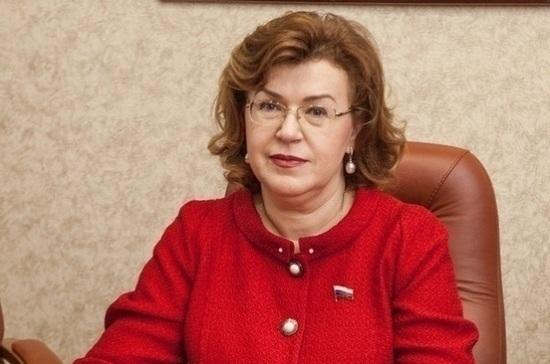 Россия и Иран способны предложить варианты решения проблем женщин во всём мире, считает депутат Епифанова