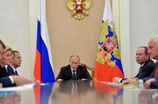 Путин отметил увеличение интереса к рабочим профессиям у абитуриентов 2017 года