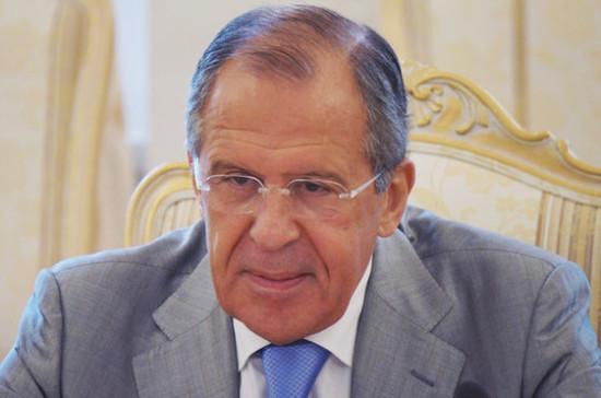 Лавров передал королю Иордании приветствие от Президента РФ Владимира Путина