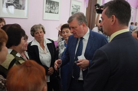 Игорь Васильев побеждает на выборах губернатора Кировской области