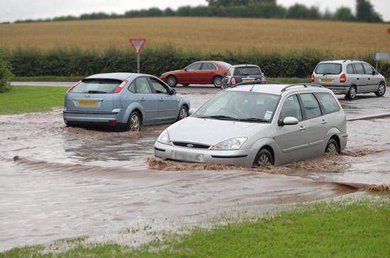 Российские учёные изучили причины наводнений