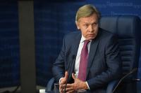 Пушков: Саакашвили продемонстрировал подлинное состояние государственности Украины