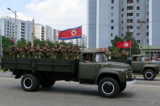 КНДР не откажется от своей ракетно-ядерной программы из-за новых санкций, считает эксперт