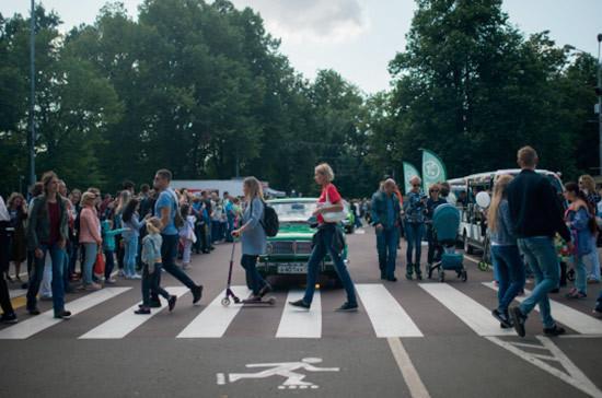 СМИ: за отказ пропустить пешеходов увеличат штрафы