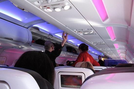 Рюкзак и лекарства пополнили перечень вещей для бесплатного провоза в самолёте