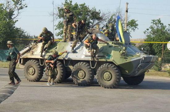 Басурин: ВСУ получили российскую военную форму для проведения провокаций в Донбассе
