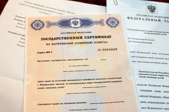 Хабаровские депутаты предложили разрешить тратить маткапитал на газификацию дома
