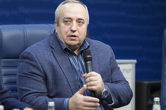 Клинцевич: идущий на Украину американский уголь по цене скоро догонит золото
