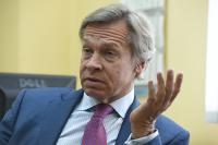 Пушков ответил на заявление Госдепа по дипсобственности РФ