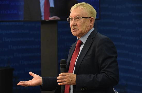 Россия в МПС создаёт условия для поднятия авторитета международного диалога, заявил Морозов