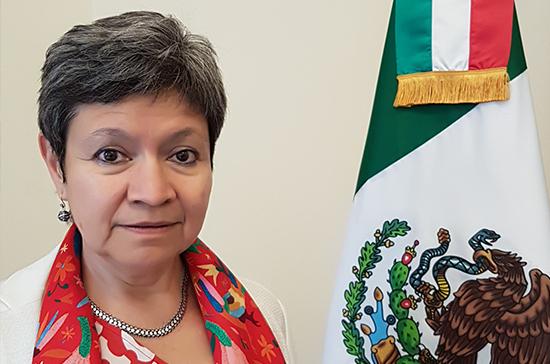 Посол Мексики в РФ: две страны будут наращивать товарооборот