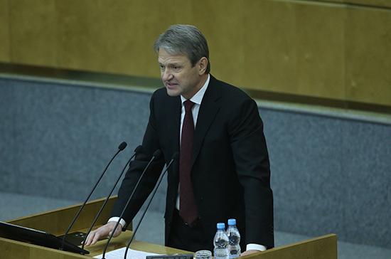 Глава Минсельхоза расскажет в Госдуме о субсидиях регионам на развитие сельского хозяйства