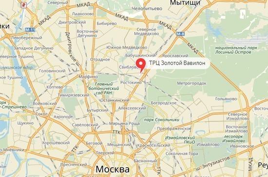 Из-за угрозы взрыва в Москве эвакуировали два кинотеатра