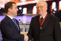 Путин и Медведев поздравили Игоря Кириллова с 85-летием