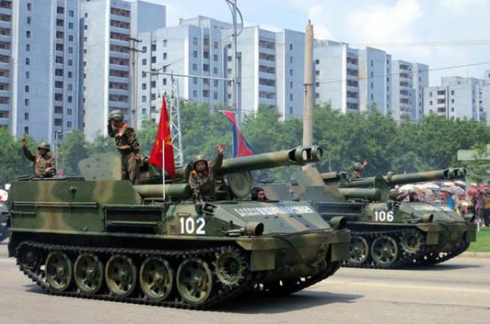 США как ипрежде  неисключают военного ответа наугрозу КНДР