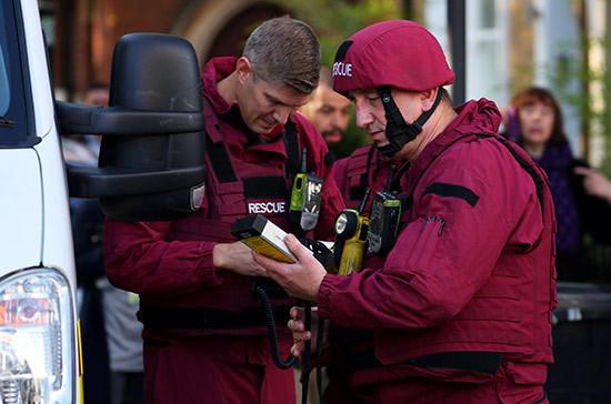 Взрыв в метро Лондона был осуществлён при помощи самодельной бомбы