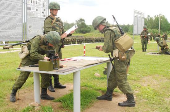 Военные РФ и Белоруссии уничтожат объекты «противника» на «Западе-2017»