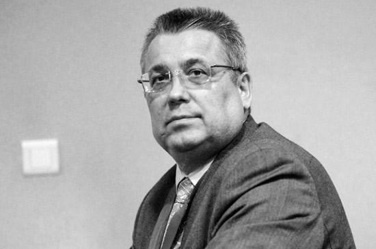Скончался торгпред РФ в Нидерландах Александр Черевко