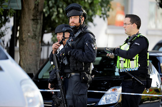МИДРФ: обращений жителей РФвпосольство из-за теракта встолице Англии нет