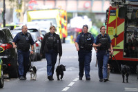 Очевидцы рассказали о панике после взрыва в метро Лондона
