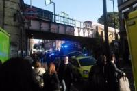 Экс-мэр Лондона Джонсон призвал горожан сохранять спокойствие