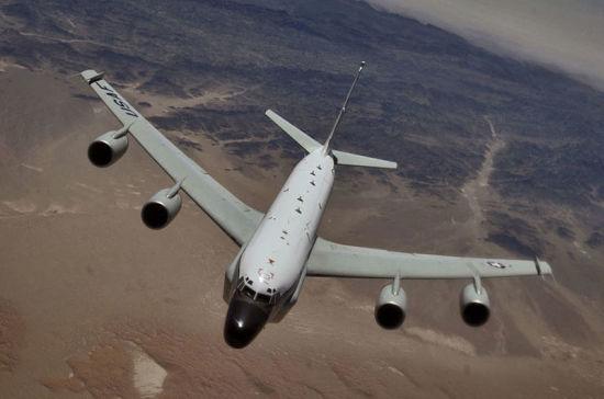 Уграниц Российской Федерации и Республики Беларусь вБалтийском регионе засекли самолеты НАТО