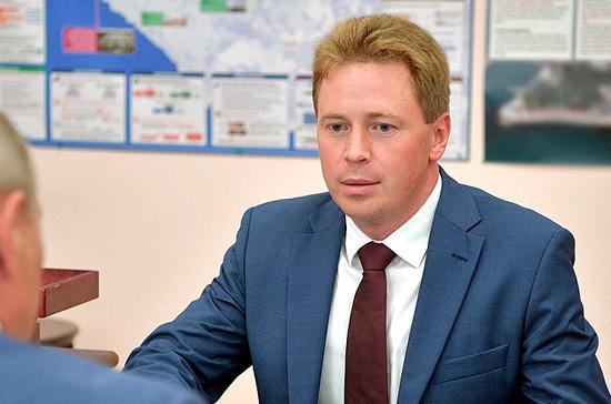 Овсянников вступил в должность губернатора Севастополя