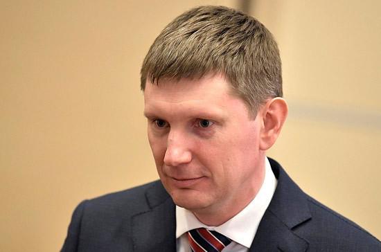 Максим Решетников вступил в должность губернатора Пермского края