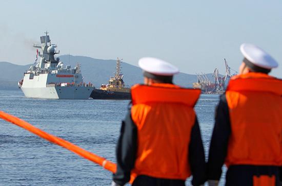 4 корабля ВМС Китая примут участие вроссийско-китайских учениях