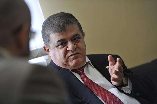 Джабаров: Россия и Туркменистан заинтересованы в развитии межпарламентских связей